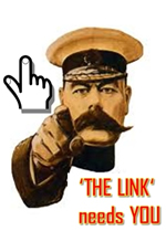 The Link needs YOU!